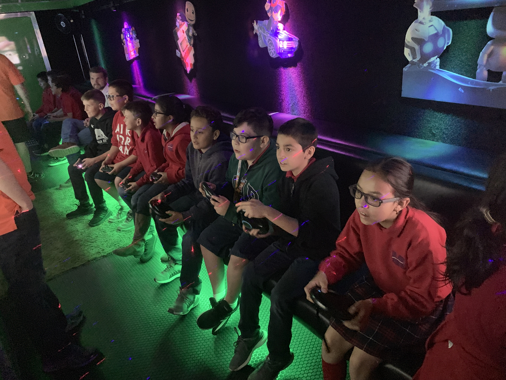 4th graders gaming